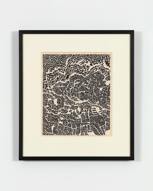 , 'UNTITLED FEBRUARY 28, 1967,' 1967, Paula Cooper Gallery