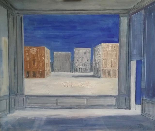 , 'Vedute,' 2018, Octavia Art Gallery