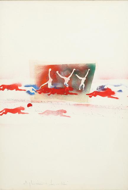, 'Ancora quanti salti di palo in frasca,' ca. 1987, Dep Art
