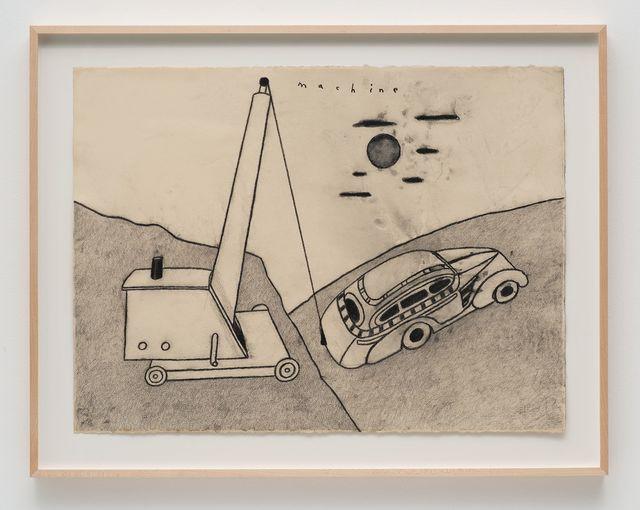 David Lynch, 'Machine,' 2013, Kayne Griffin Corcoran