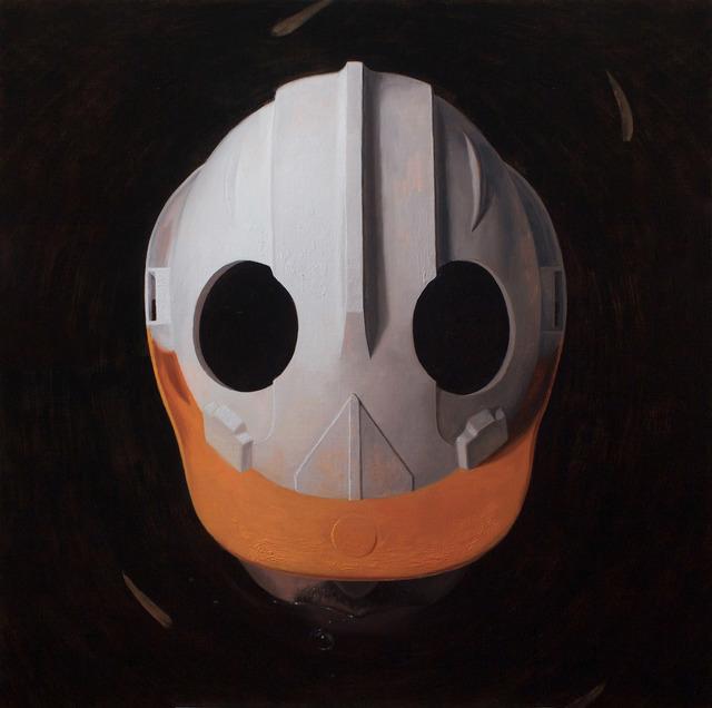 Dragan Bibin, 'Mask', 2017, Painting, Oil on linen, Laufer
