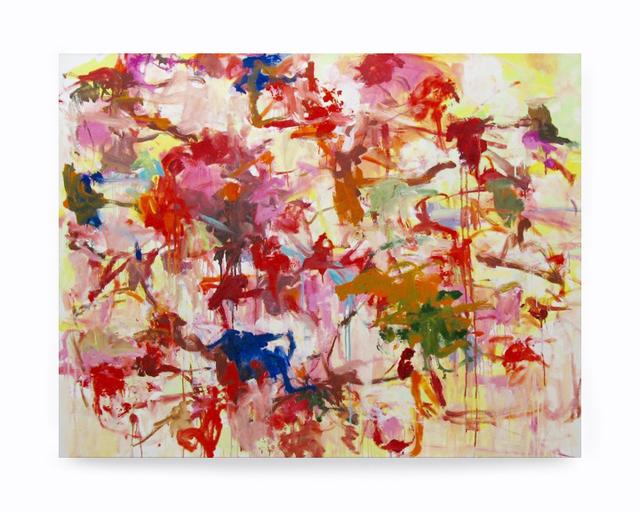 , 'Rhapsody,' 2015, Leslie Feely