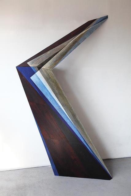 , 'ROBLE 200XXI,' 2016, Yael Rosenblut Gallery