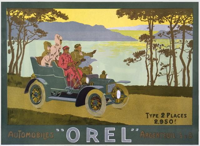 , 'Orel,' (Date unknown), ArtWise