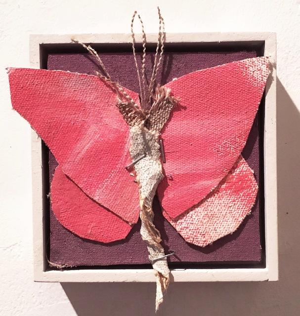 , 'Butterfly 3,' 2018, Lyons Wier Gallery