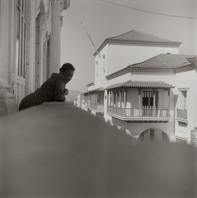 Carrie Mae Weems, 'Listening for the Sounds of Revolution (from Dreaming in Cuba)', 2002, Guggenheim Museum