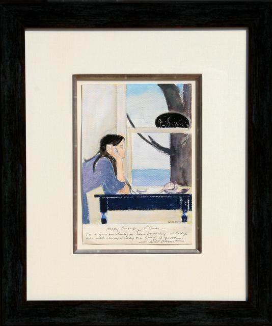 Will Barnet, 'Spirit of Youth', ca. 1980, RoGallery
