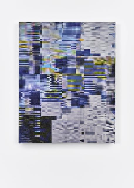 , 'NIce stain land,' 2015, Galerie Ron Mandos