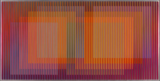 , 'Physichromie Panam 133,' 2013, RGR+ART