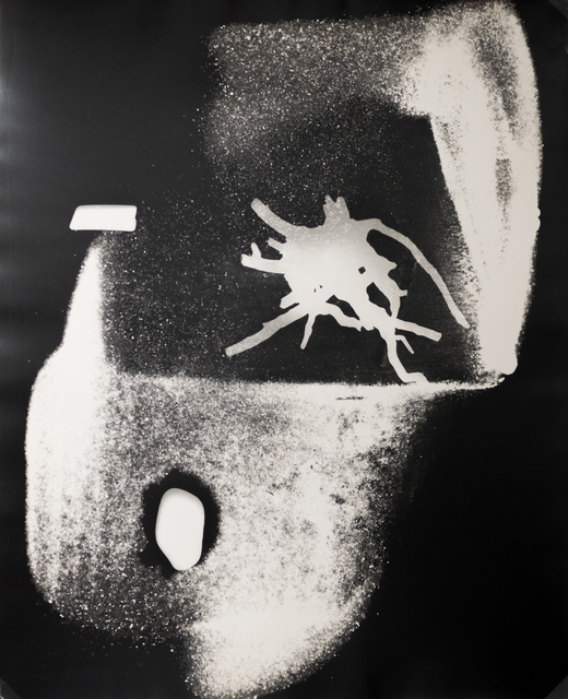 , 'Untitled photogram,' 1940, Robert Klein Gallery