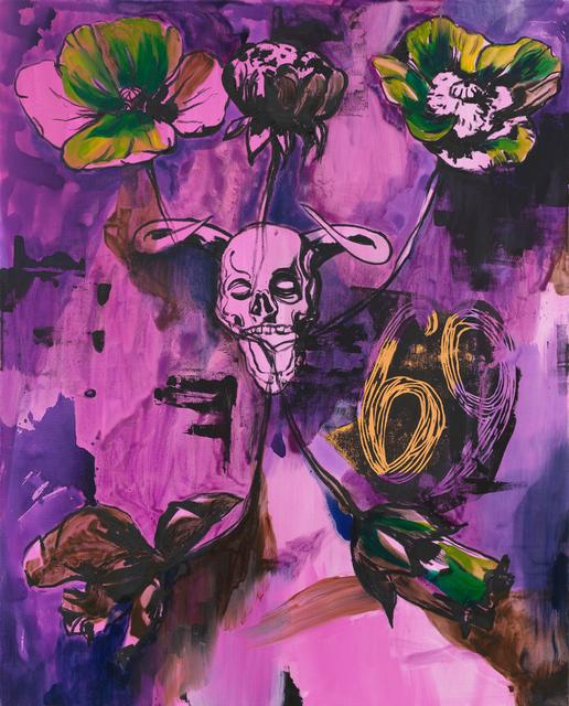 , '69,' 2015, Galerie Forsblom