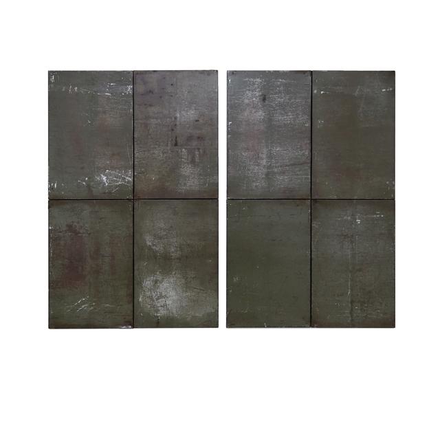 , 'Large Artwork Diptych 2/2/2 N 001 ,' 2017, DADA STUDIOS