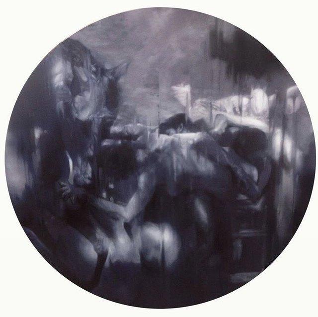 , 'Eden II,' 2017, Rhodes