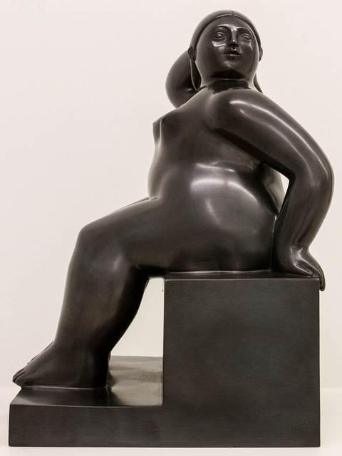 , 'Mujer sentada en su cubo ,' 2003, Gary Nader
