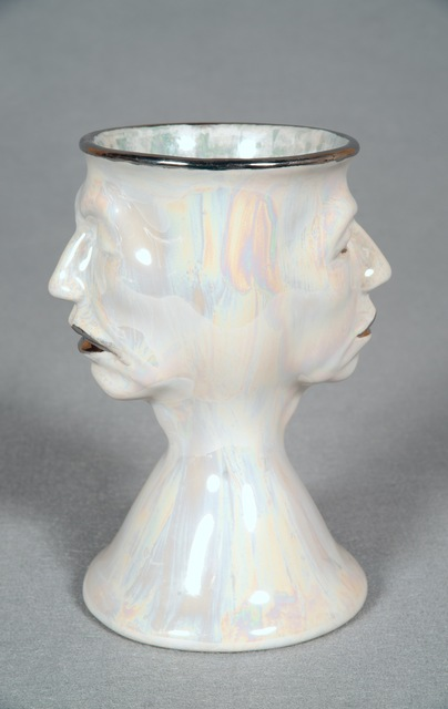 , 'Two Faced Toby Mug #2,' 2010, Jessica Silverman Gallery