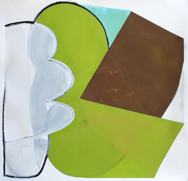 Marcelyn McNeil, 'Sliced, Diced, Scattered, and Covered #4', 2017, Kathryn Markel Fine Arts