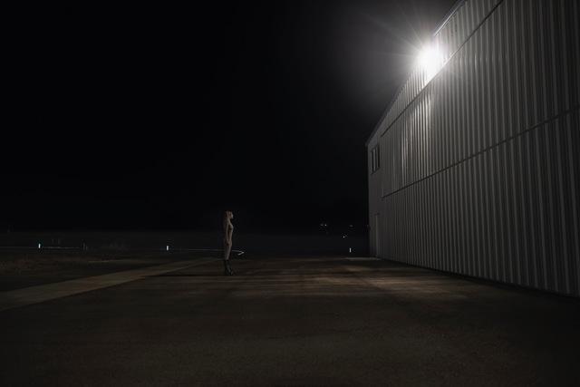 , 'Hangar Auburn,' 2017, Licenciado