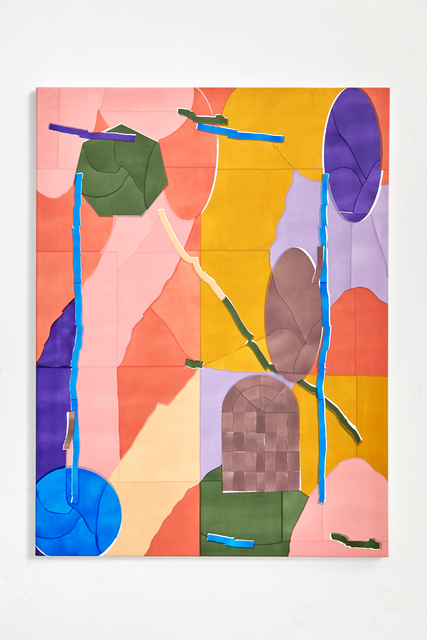 Gergö Szinyova, 'Untitled (New Chapter July, August) ', 2018, Sean Horton (presents)