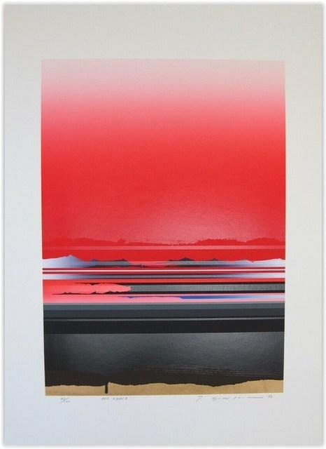 Tetsuro Sawada, 'Red Space', 1987, Cerbera Gallery