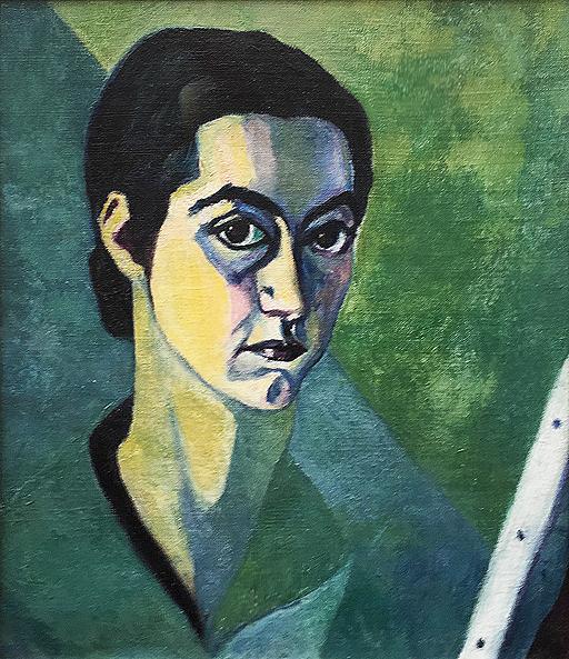 , 'A Self Portrait,' 1929, Mark Borghi Fine Art