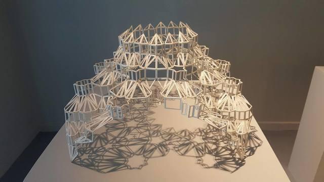 , 'Majaz Paper Maquette,' , BLOK art space