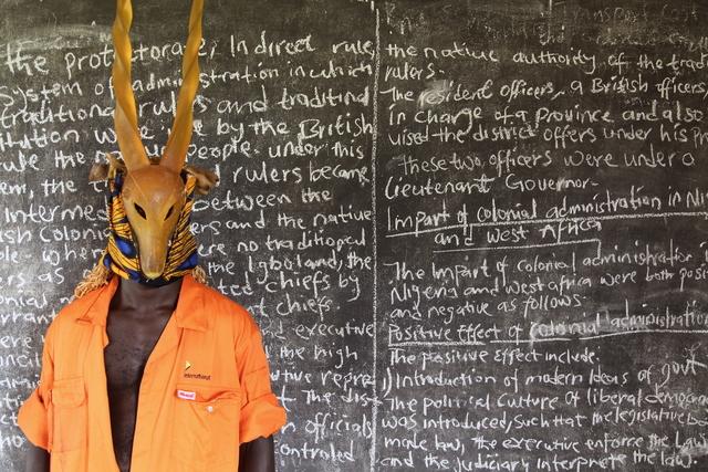 Zina Saro-Wiwa, 'Administration', 2018, Tiwani Contemporary