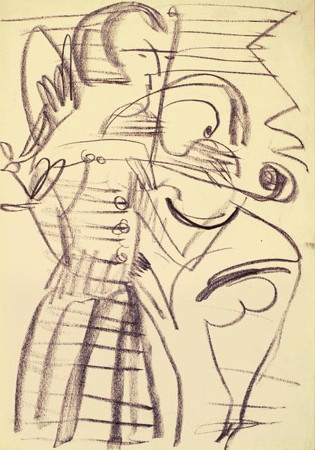 , 'Violinistin ,' 1937, Henze & Ketterer