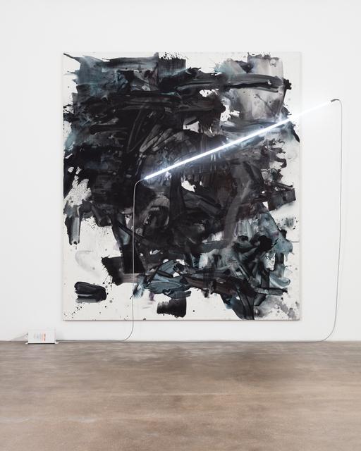 , 'Spike Driver's Moan,' 2016, David Kordansky Gallery