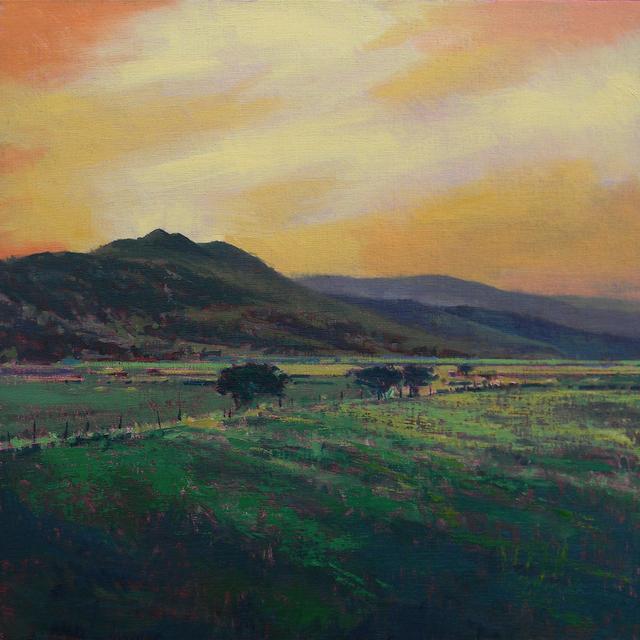 Tom Howard, 'Sunset Over the Fields of Bancroft', 2018, Phillips Gallery