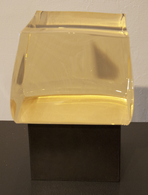 , 'Large Yellow Loukoum,' 2012, Cristina Grajales Gallery