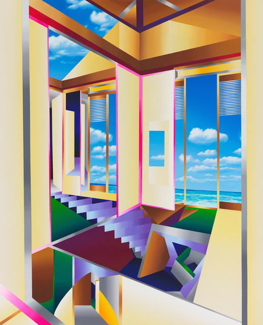 Seo (b.1977), 'Raum für Dich III (Room for you III)', 2016, Outset Benefit Auction