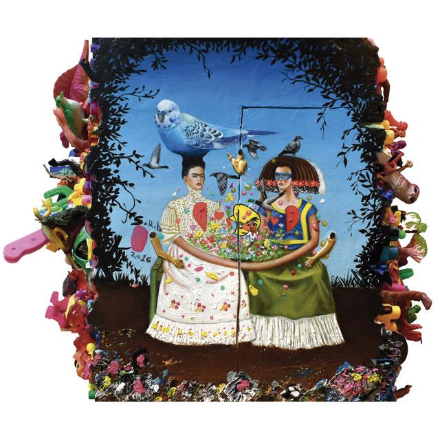 , 'Dos meninas,' 2016, N2 Galería
