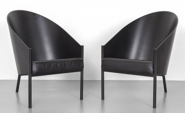 Philippe Starck, 'Two small chairs 'Costes' for DRIADE', 1985, Aste Boetto