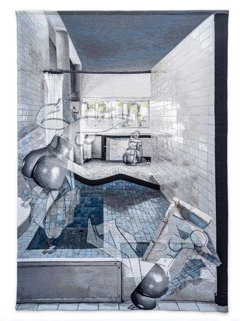 Shannon Bool, 'Women in their Apartment', 2019, Kadel Willborn