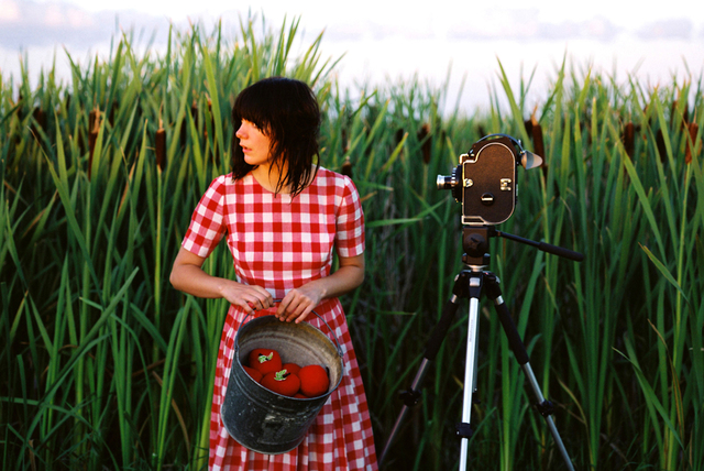 , 'Girl with Bolex,' 2009, dc3 Art Projects