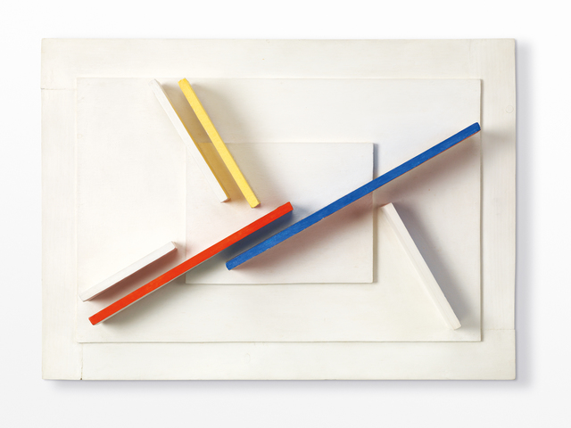 , 'Composition No. 57 (Kinetic-Temporal Composition),' 1969, The Mayor Gallery