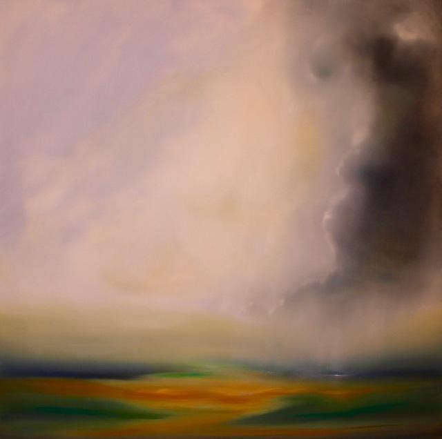 , 'Retreating Clouds,' 2018, Signet Contemporary Art
