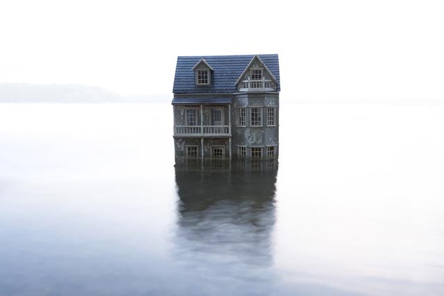 , 'Deluge,' 2019, Galerie Bart