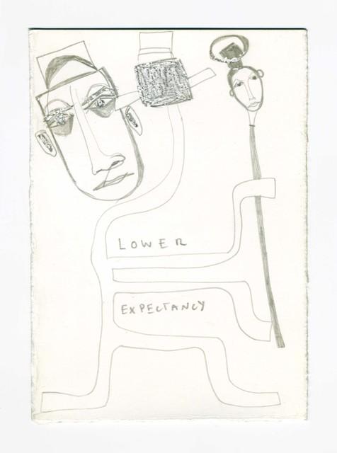 Daniel Blumberg, 'μg, lower expectancy', 2019, UNION Gallery