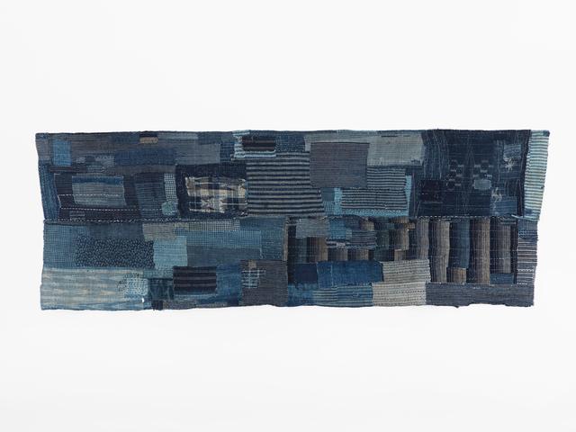 , 'Japanese Boro Textile,' ca. 1850, Patrick Parrish Gallery