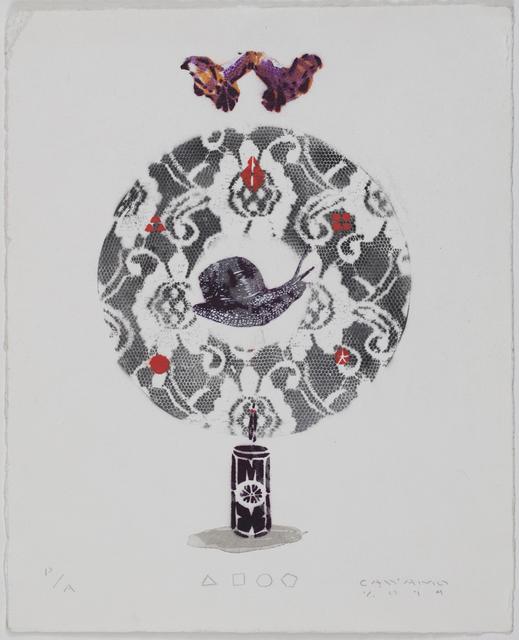 , '3-4-0-5,' 2014, Sin Título Gallery