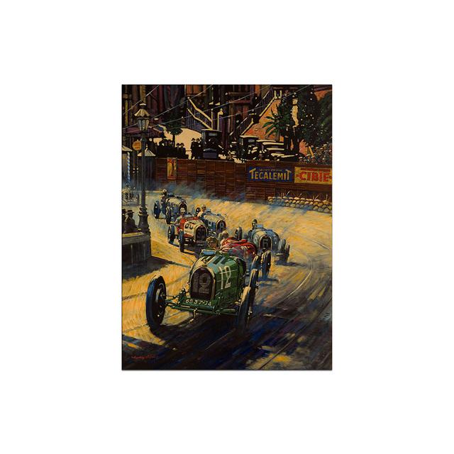 , 'The First Monaco Grand Prix 1929 | Automotive | Car,' 2010, Whyte Fine Art
