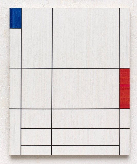 , 'Auf dem sonngewärmten Platz (Brel),' 2018, Perrotin