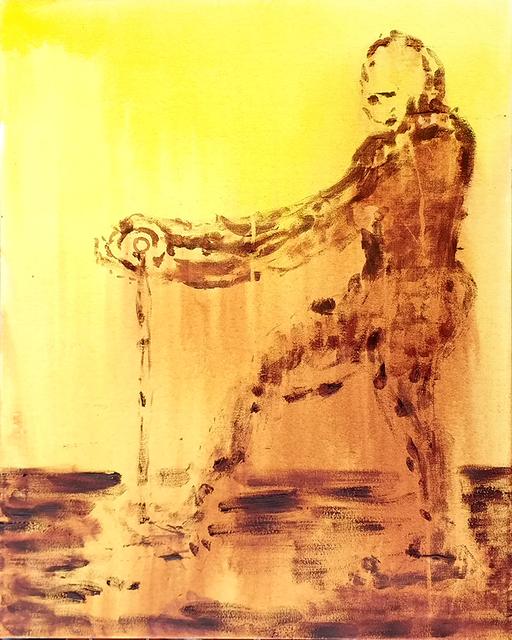 , 'Ohne Titel (Fusswaschung),' , Galerie Stephan Witschi