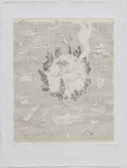 Qiu Zhijie, 'Safe Corner  ', 2008, STPI