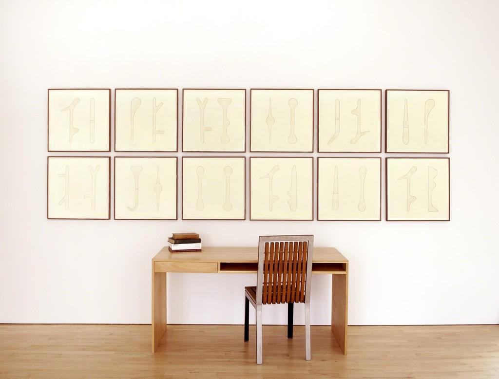 Michael Heizer | Altars
