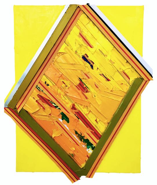 , 'GELBE RAUTE,' 2018, Pékin Fine Arts