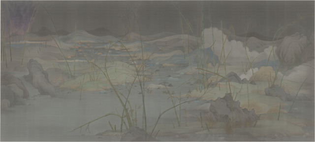 , 'Eight Views of Xiaoxiang—Evanescence,' 2014, Qiao Space