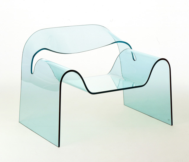 ", '""Ghost"" chair,' 1987, Triennale Design Museum"