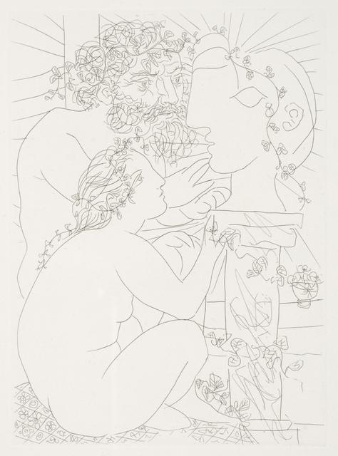 , 'Sculpteur, Modele Accroupi et Tete Sculptee,' 1933, Odon Wagner Contemporary